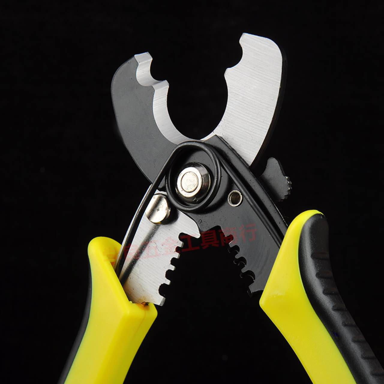 沪丰多功能剥剪线同轴电缆剪电工线刀剥皮扒皮接头破线钳工具