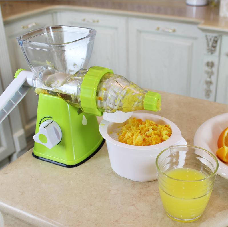 佐优榨汁机 手动榨汁机 果汁机 料理机 小型榨汁机 家用榨汁机
